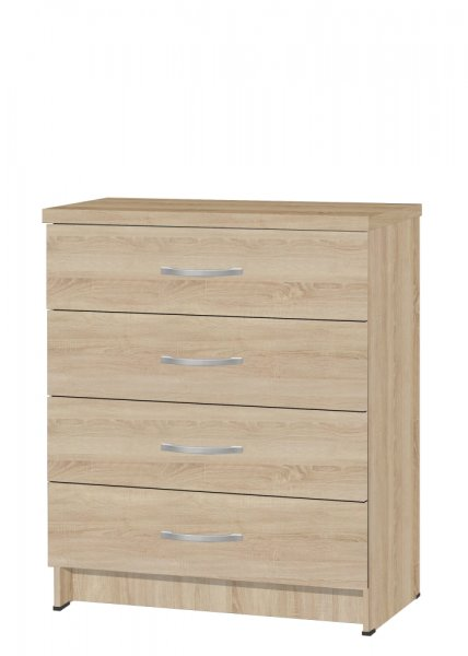 CHEST OF 4 DRAW CD02 VOAK