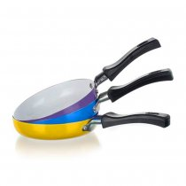 MINI FRYING PAN MIX 14cm 40MPSHBQ K6