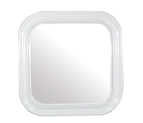 out of stock SQ BATH MIRROR 47CM K12