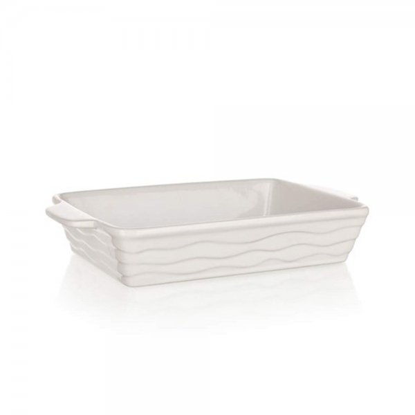 OVEN DISH RECT 30x17CM WHT 60ZF03 K2