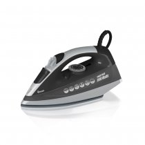 STEAM IRON 3KW BLACK SI30110BLKN