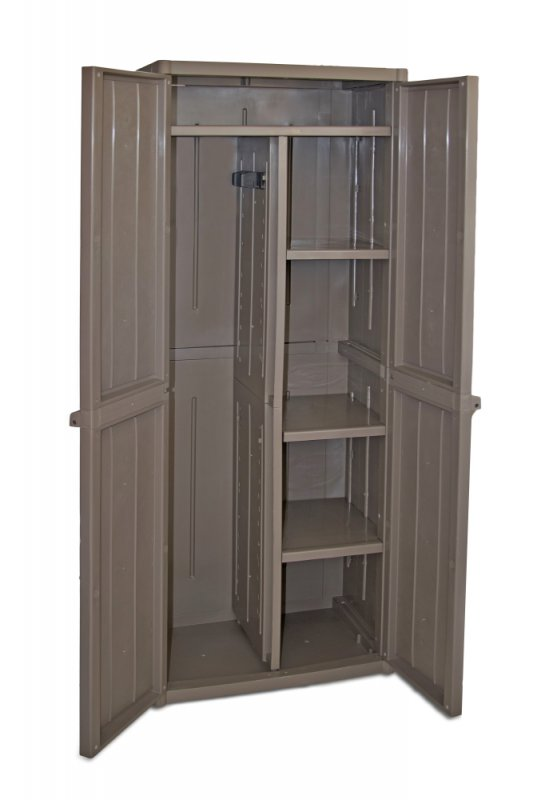 Ferraracasa BROOM CABINET WOOD LIKE 5730.00 BROWN