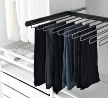 MUSA PULL OUT TROUSERS RACK 40EA007