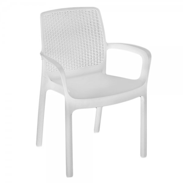REGINA CHAIR WHITE