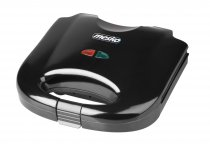 SANDWICH MAKER BLACK TOASTER K6 + AP01