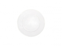 SIDE PLATE PLAIN WHITE 19CM K72