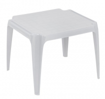 SMALL TABLE WHITE 51x56CM