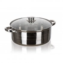 STAINLESS STEEL CASSEROLE LIVING 6.6 l 48721973
