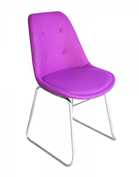 STARS COMB CHAIR PURPLE 90118cm / 9012113