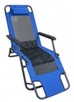 TEXTELINE CAMP CHAIR/BED K4