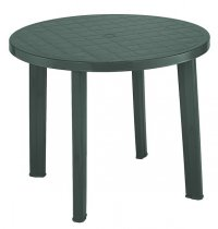 TONDO GREEN RD. TABLE 90CM