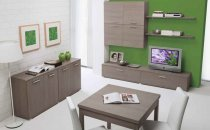 TV & WALL UNIT GARDENIA LARICE