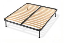 VENEZIA BED BASE 150x190CM W/LEGS