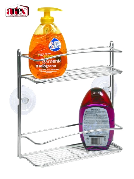 WALL CABINET WASHY PROOF 2 TIER 29.18.22