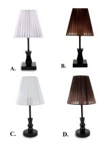 WOOD LAMPSHADE K24 a b c d